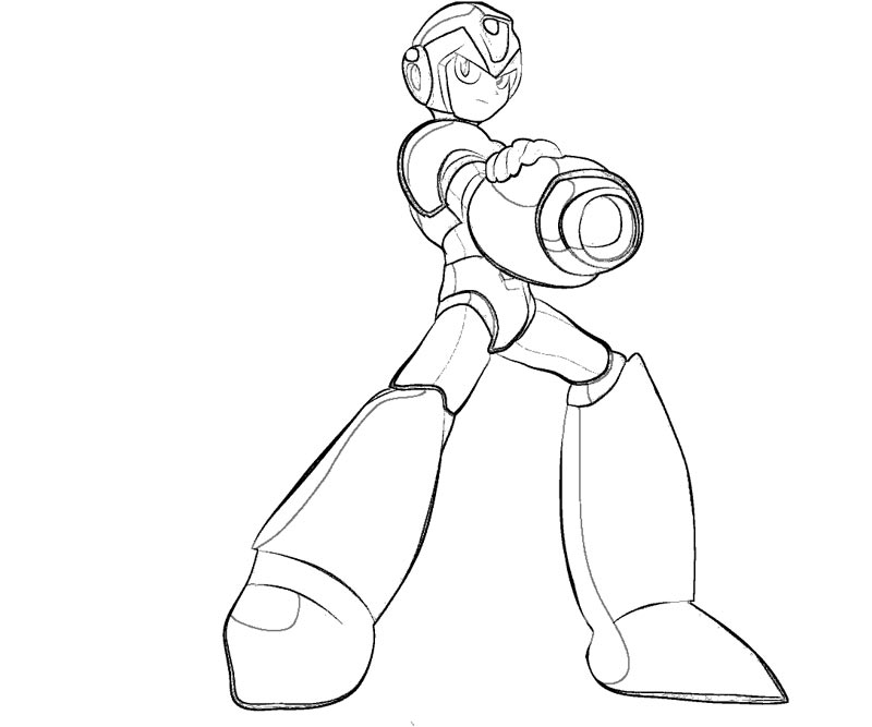Mega Man Captain N