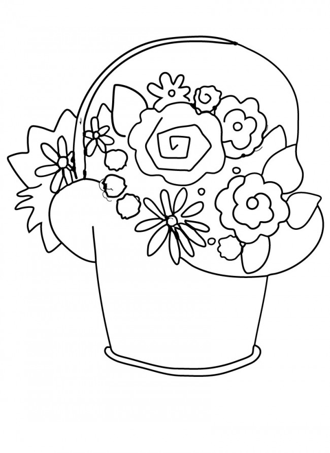 May coloring pages to download