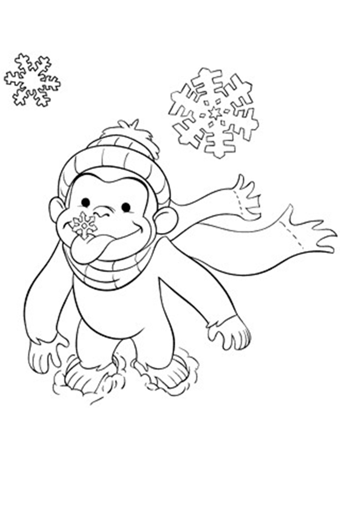 Adult Best Curious George Coloring Pages Printable Gallery Images beauty curious george coloring pages to download and print for free images