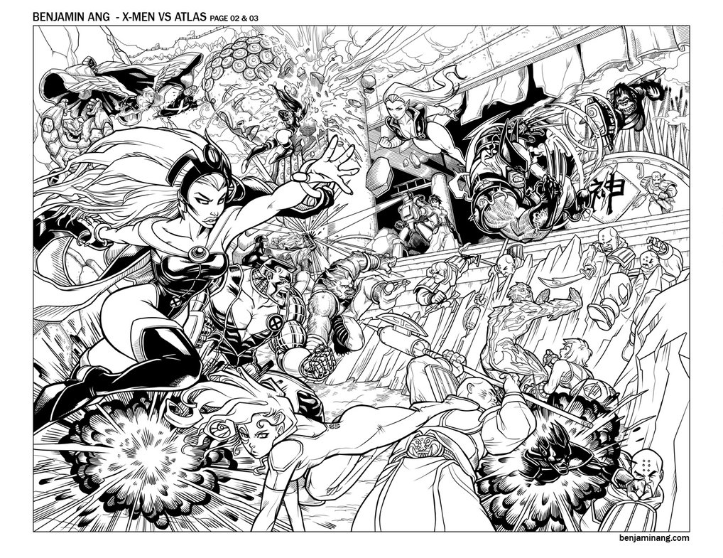 Coloring Pages X Men Coloring Page x men coloring page futpal com pages to download and print for free