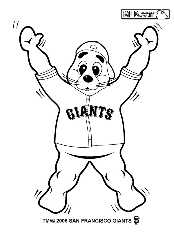 giants football coloring pages - photo#20