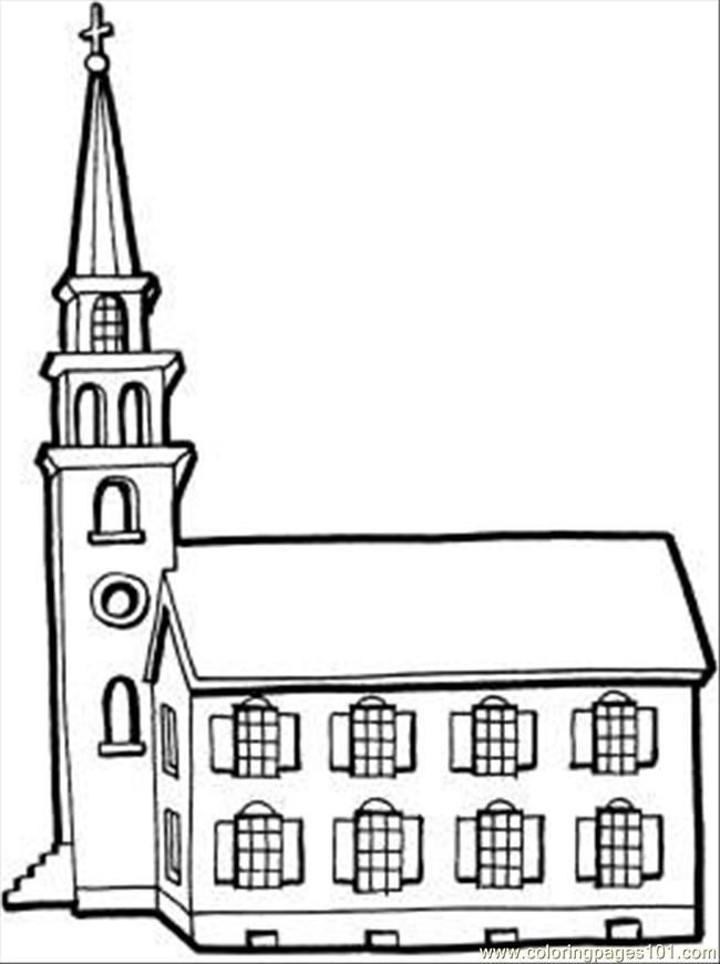 building coloring pages