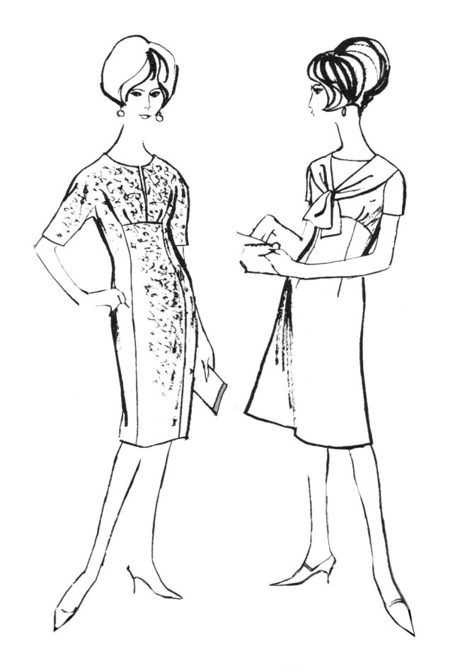 fashion designer coloring pages - photo#35