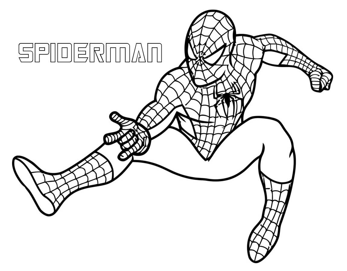Super Hero Printable Coloring Pages Segmen Mouldings Co