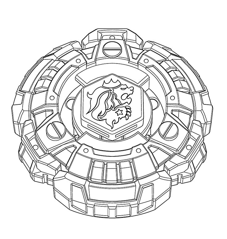 beyblades pegasus coloring pages - photo#2