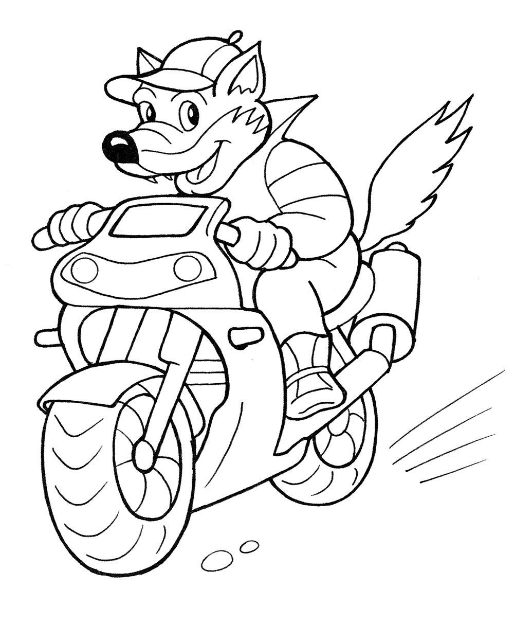 Coloring pages for children 78 years to download and