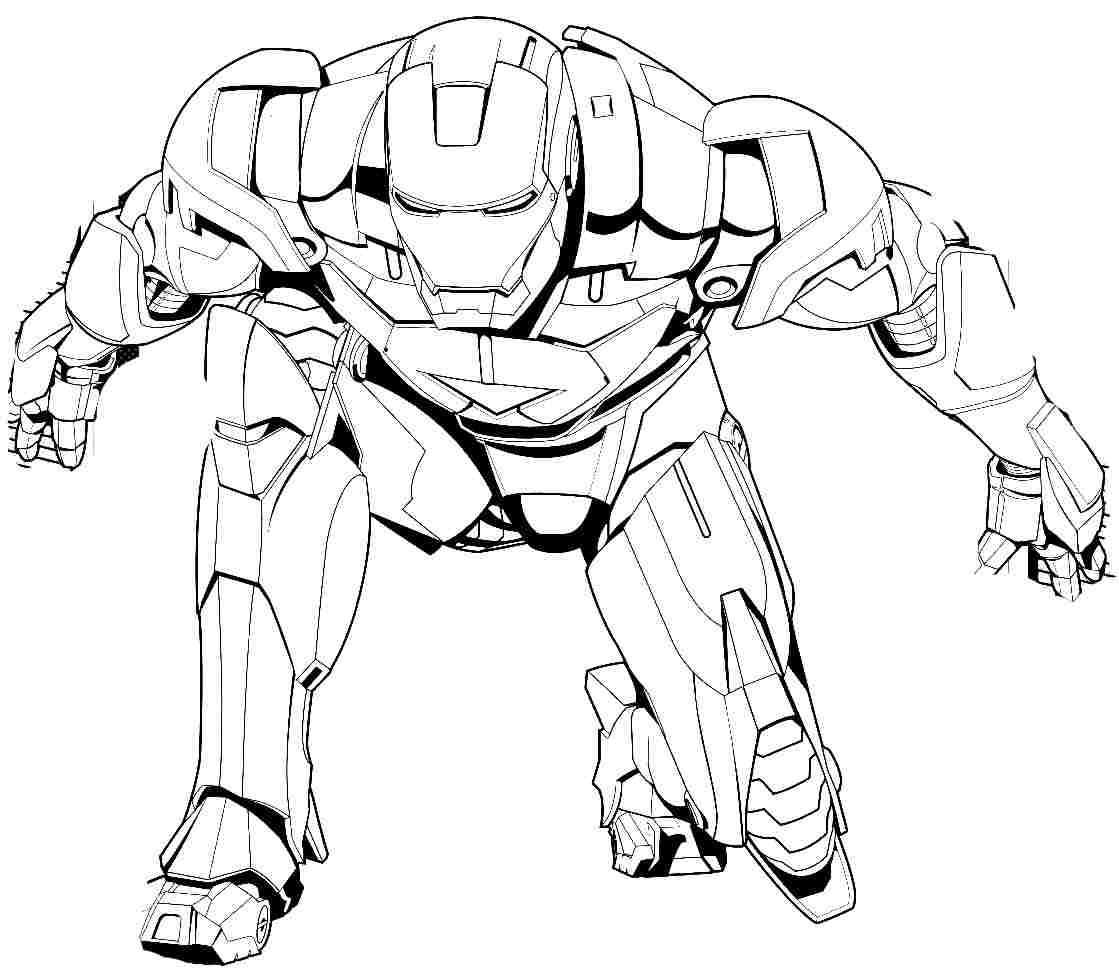 Ausmalbilder Marvel Superhelden: Superheroes Coloring Pages Download And Print For Free