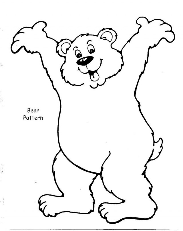 Brown Bear Coloring Pages Download And Print For Free Coloring Pages Brown