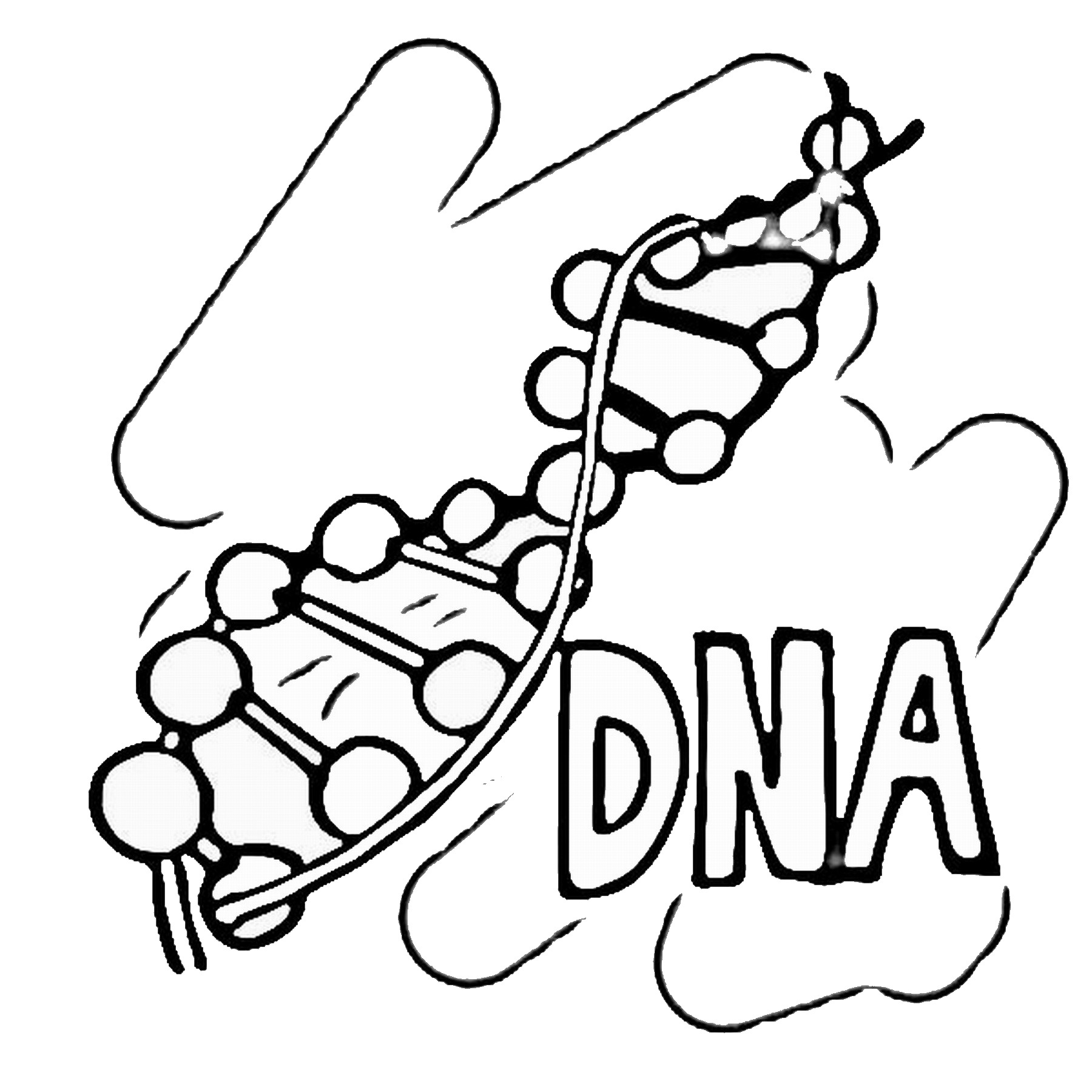 Science coloring pages to download