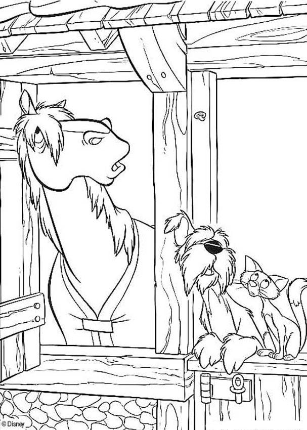 Dogs 101 coloring pages download and print for free