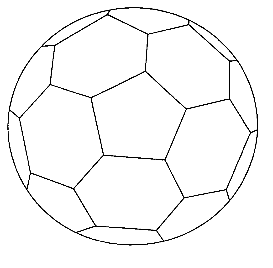 free ball coloring pages - photo #12