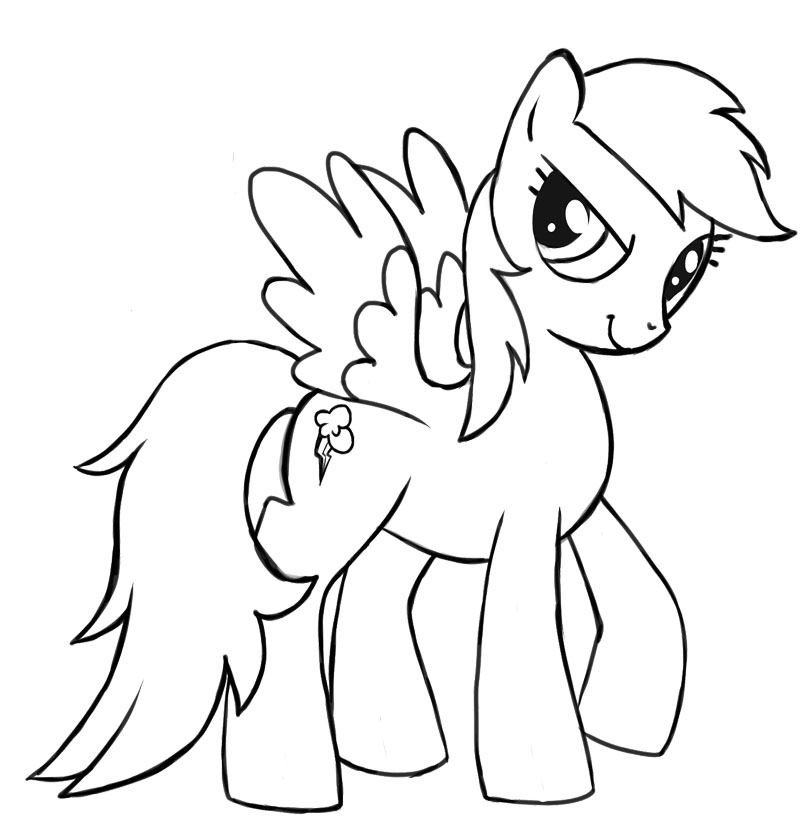 dash coloring pages - photo#21