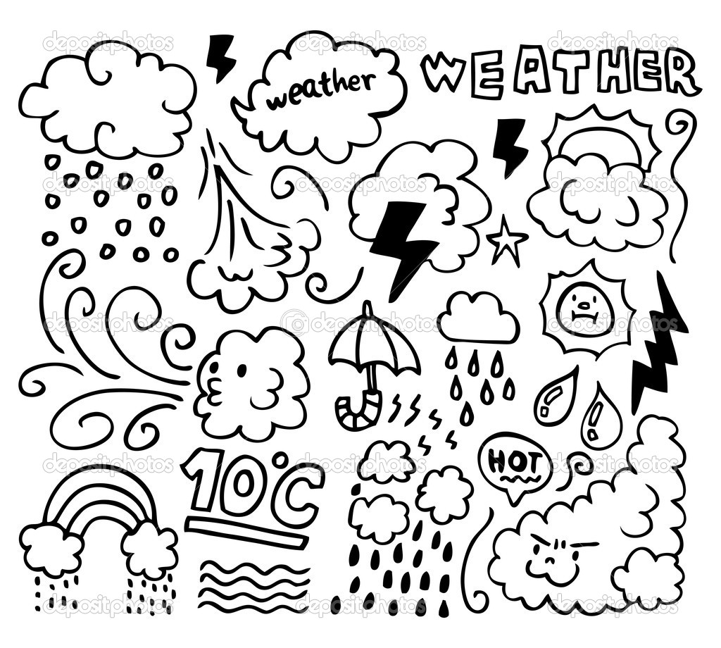 weather coloring pages weather coloring pages to download and print for free