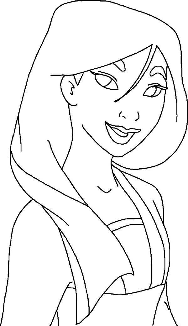 Mulan Coloring Pages To Download And Print For Free Princess Mulan Coloring Pages Free Coloring Sheets