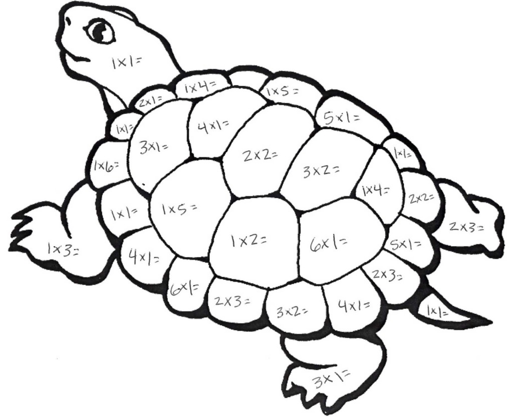 Coloring Pages Math : Math coloring pages to download and print for free