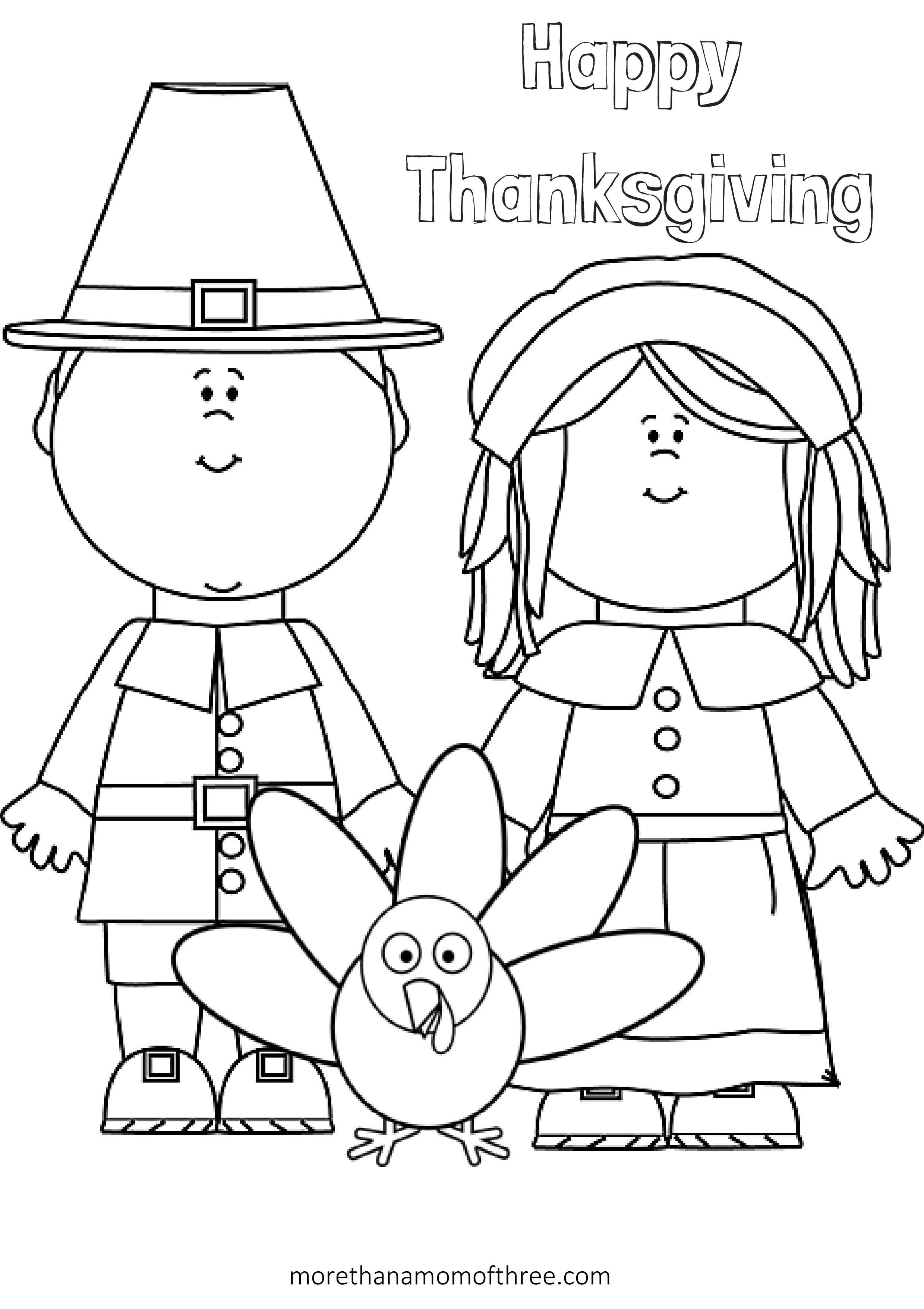 happy thanksgiving coloring pages - Coloring Pages For Thanksgiving