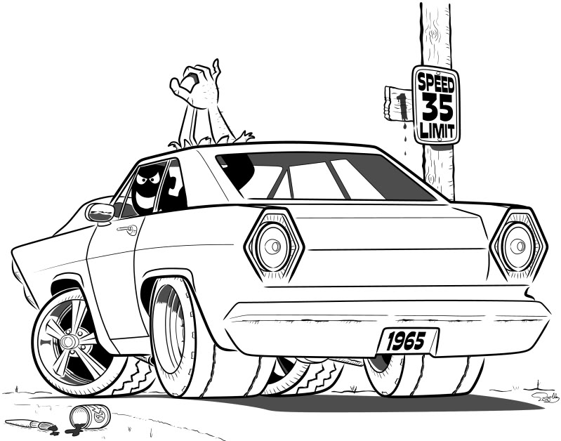 Ford Bronco Coloring Pages 1 Coloring Pages