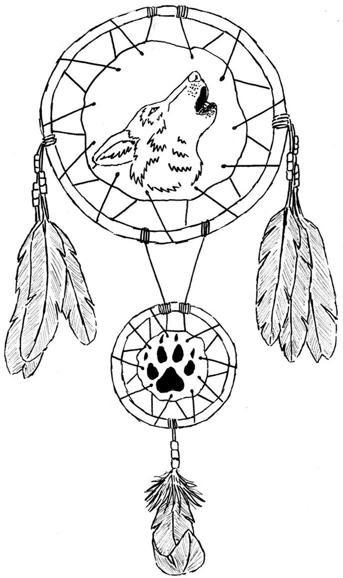 dream catcher coloring pages catcher coloring pages to and print for free 4282