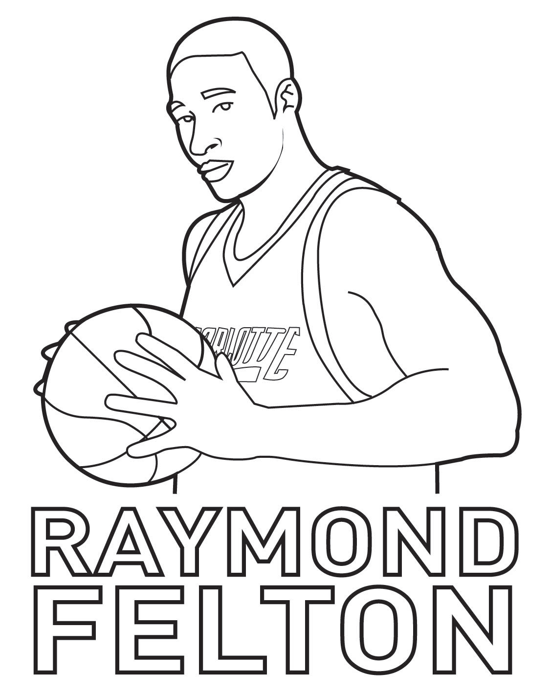 Nba team coloring pages download