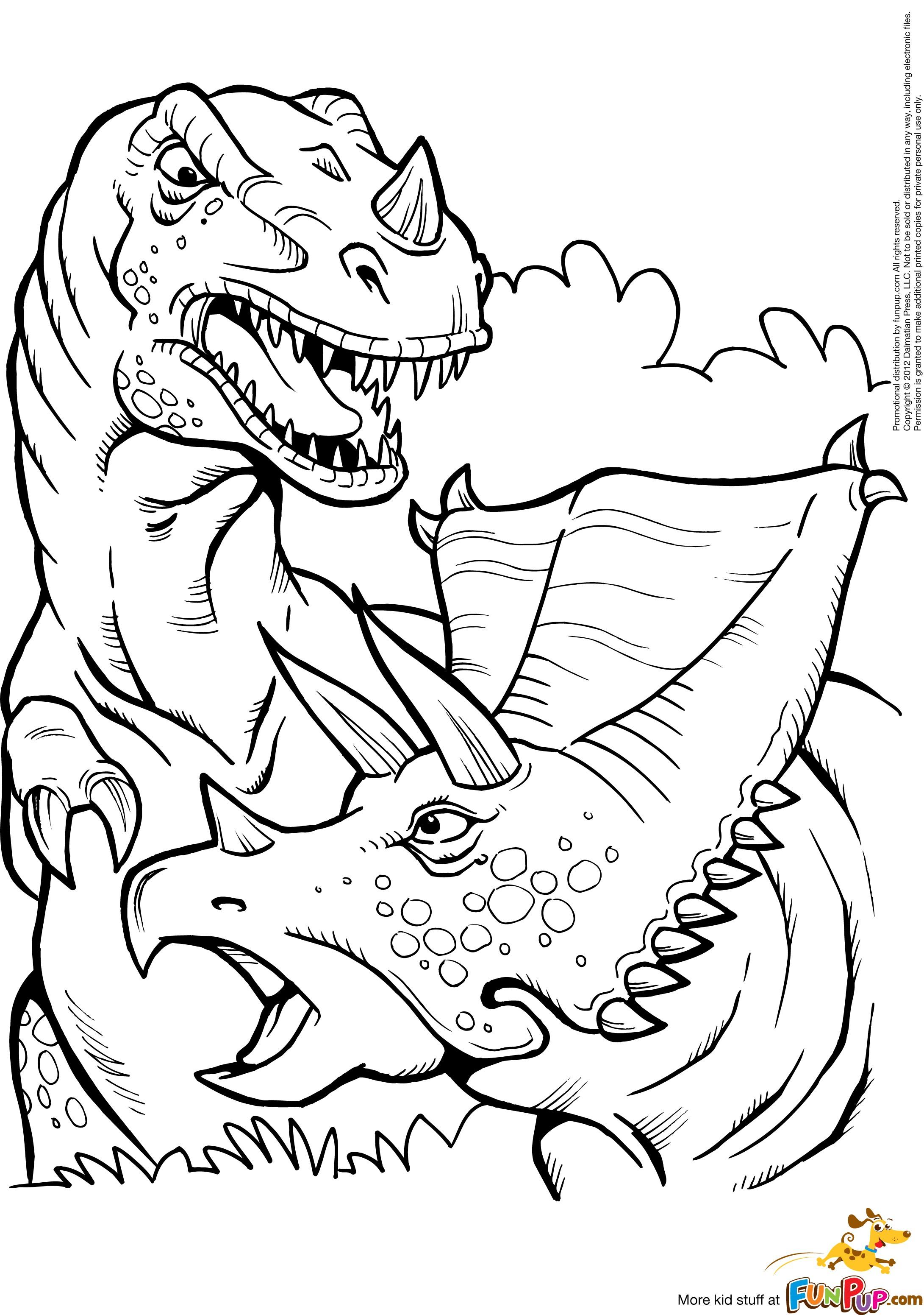 kleurplaat dinosaurus t rex  28 afbeeldingen