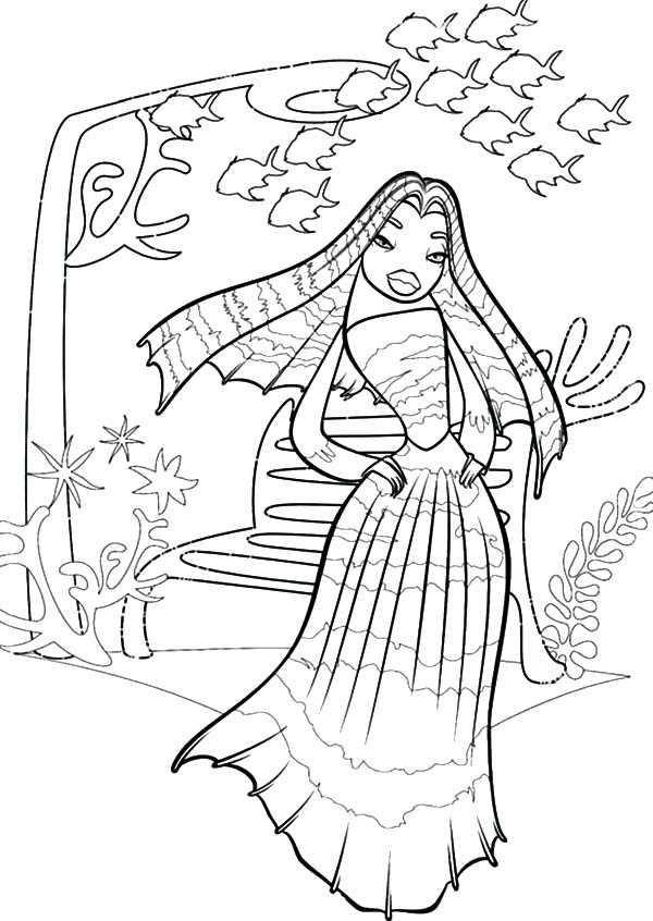 disney shark tale coloring pages - photo #30