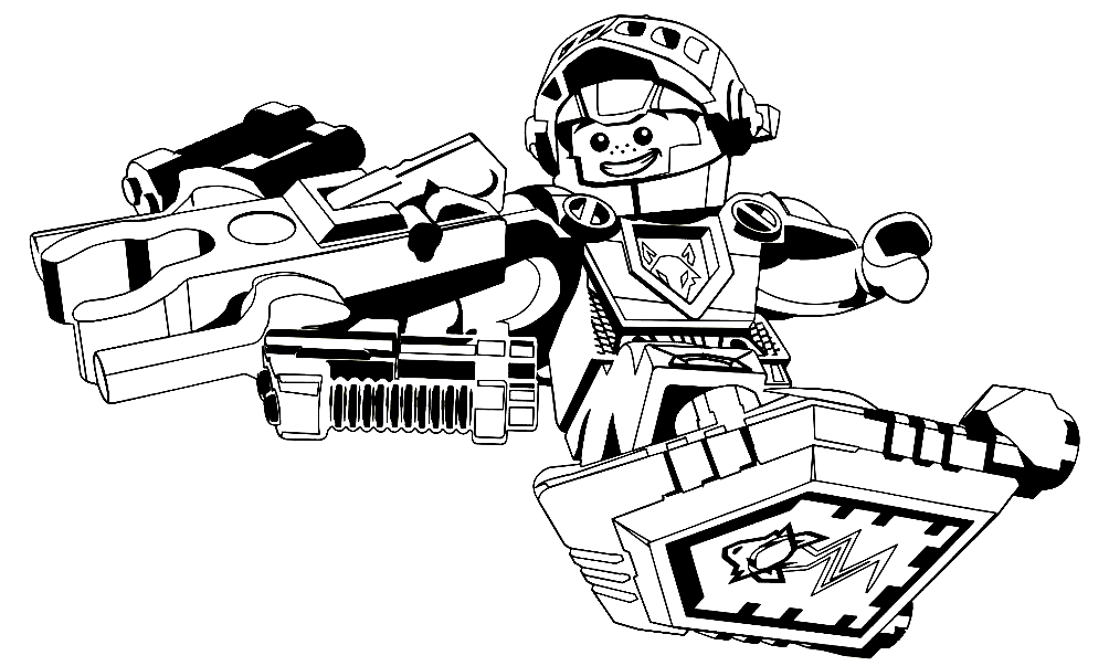lego knight coloring pages   Lego Nexo Nights coloring pages to download and print for free
