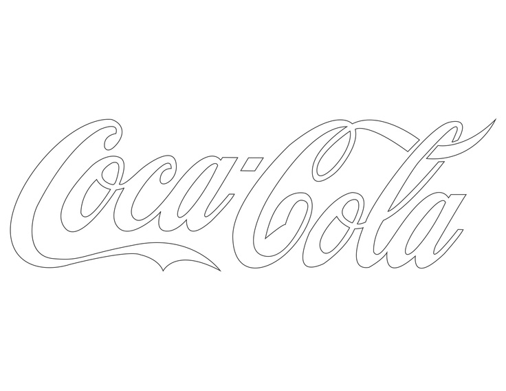 coca cola coloring pages - photo#2