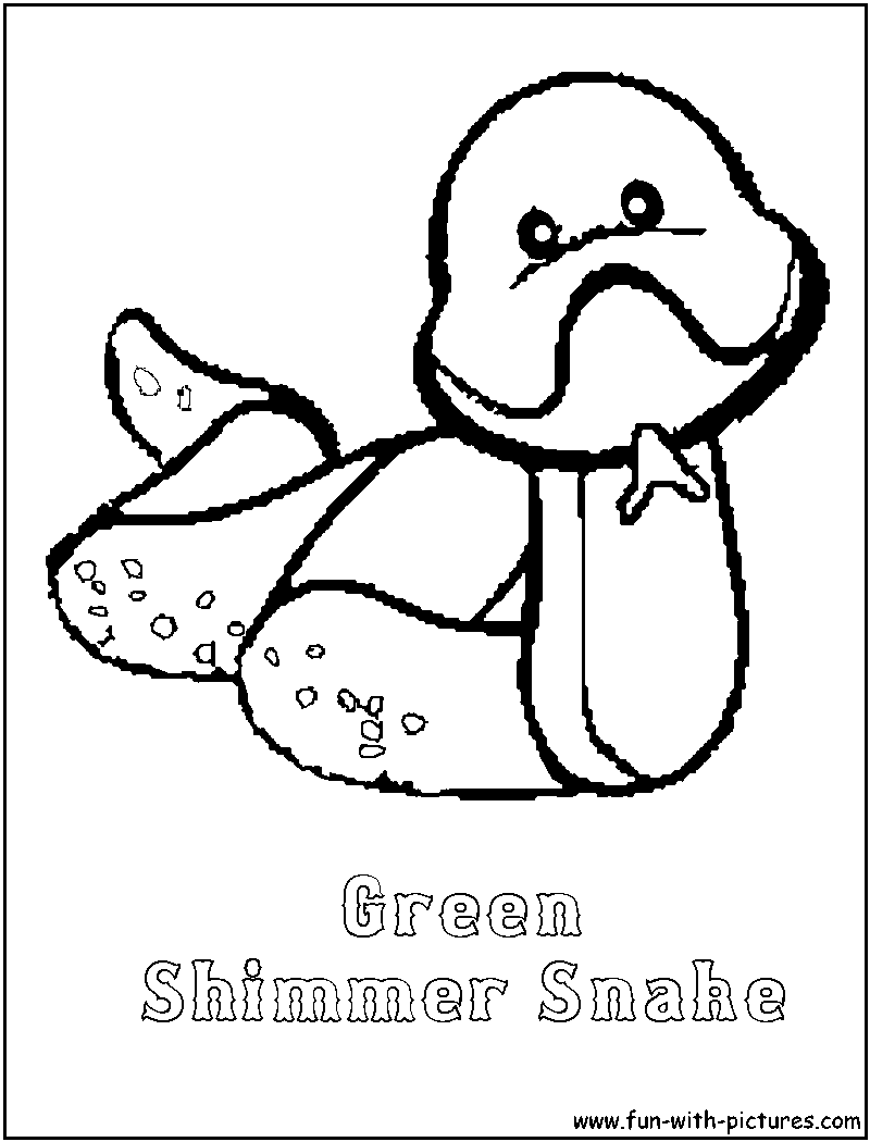 wekinz coloring pages - photo#13