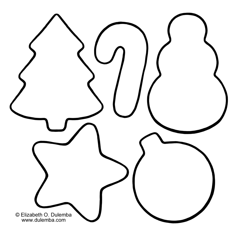 Printable Coloring Pages Christmas Ornaments Coloring Coloring Pages