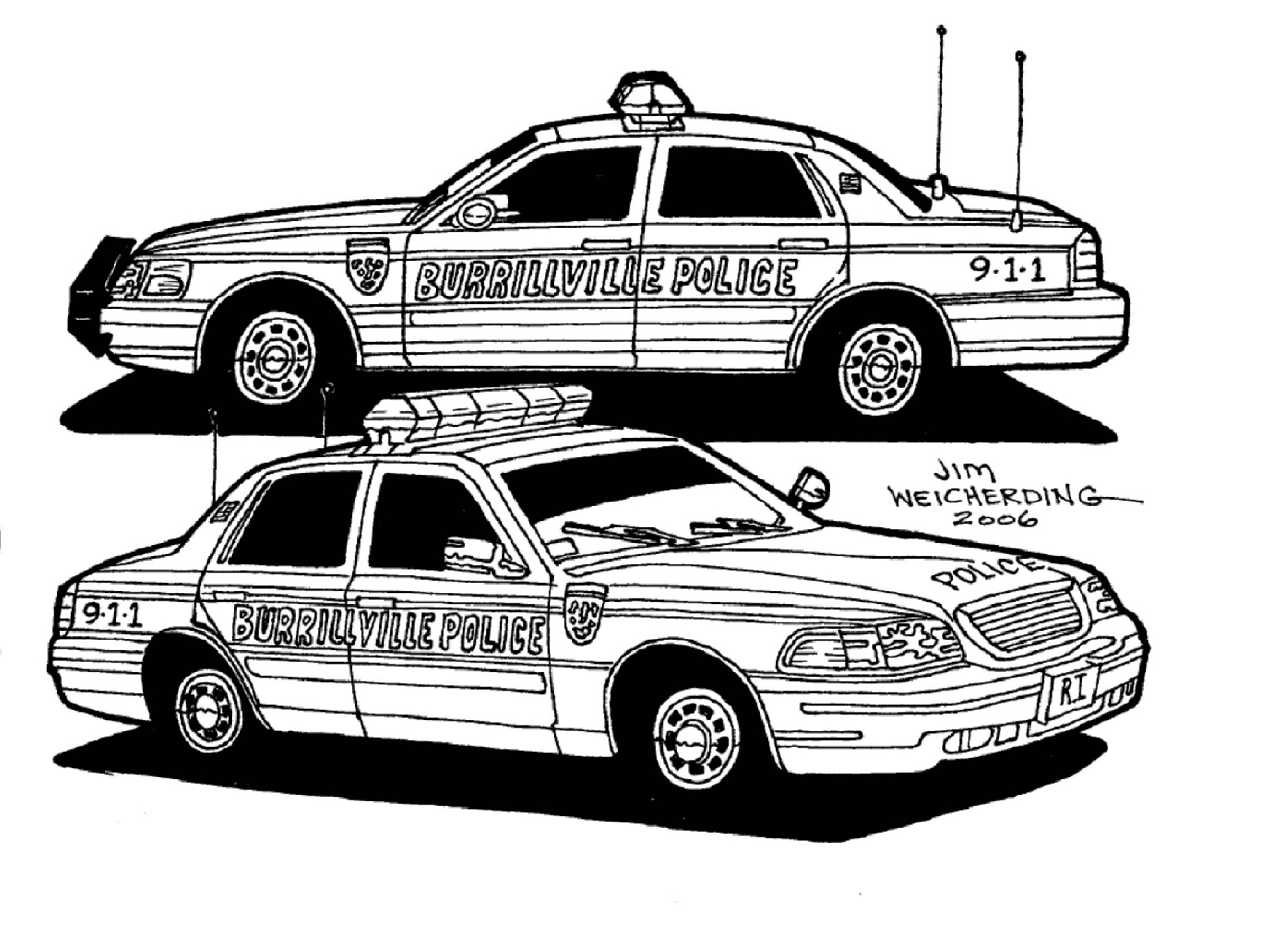 It's just a photo of Dashing printable coloring pages of police cars