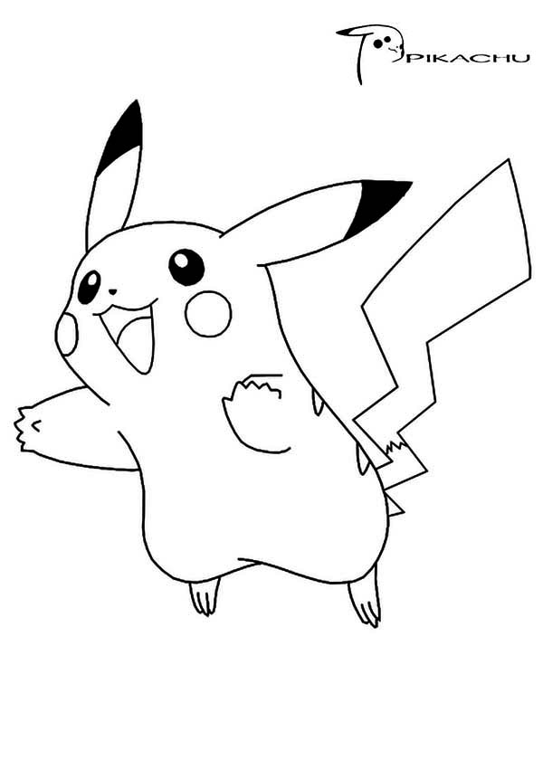 Pikachu Coloring Pages To Download And Print For Free Pikachu Coloring Pages
