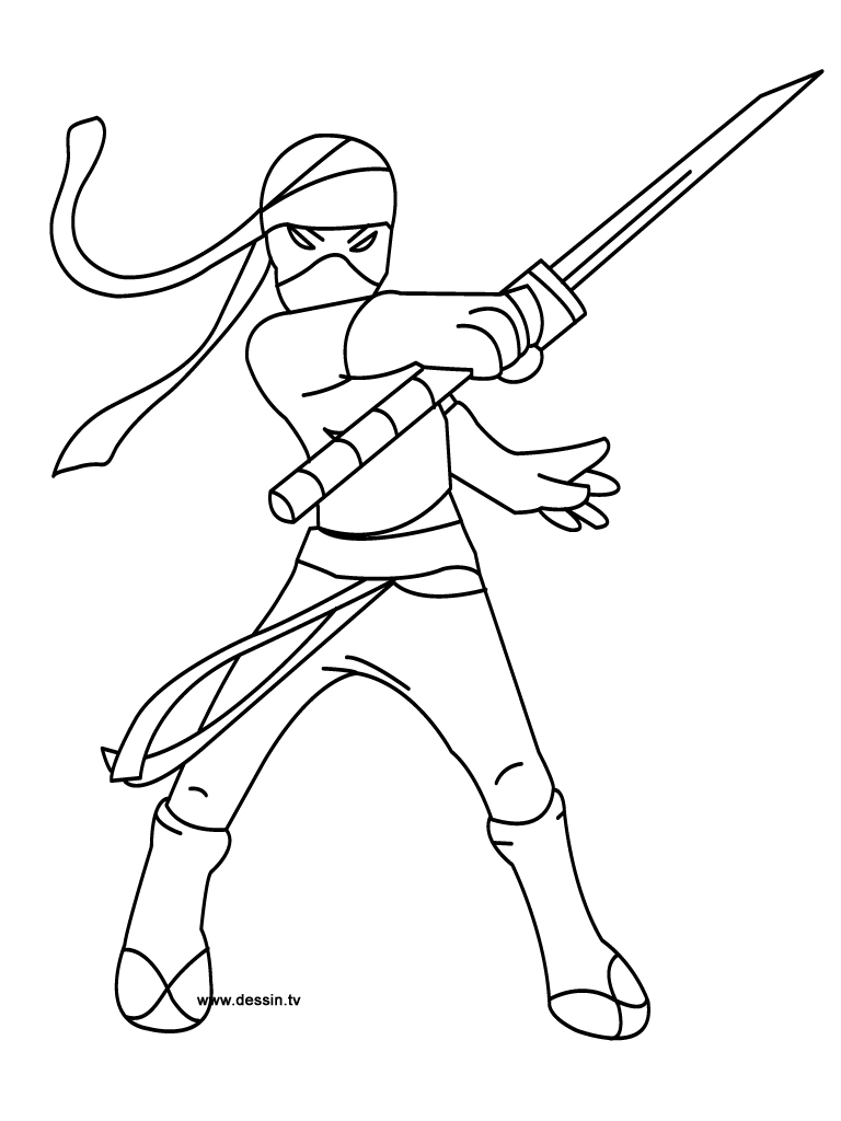 free ninja star coloring pages - photo#14