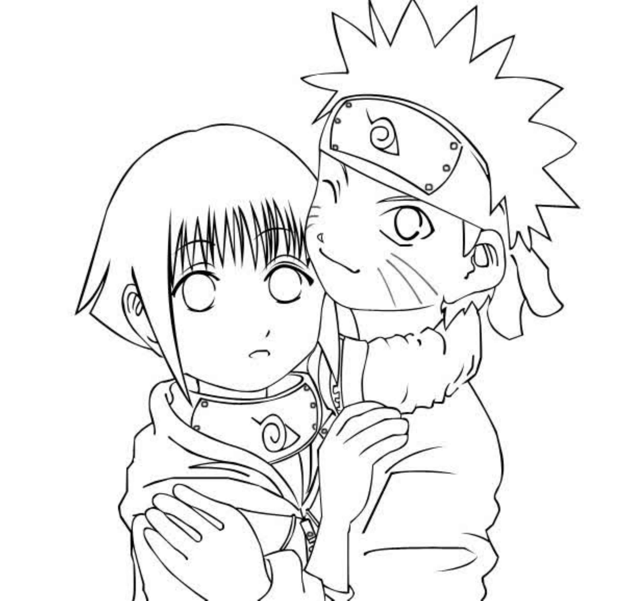 naruto shippuden coloring pages to download and print for free