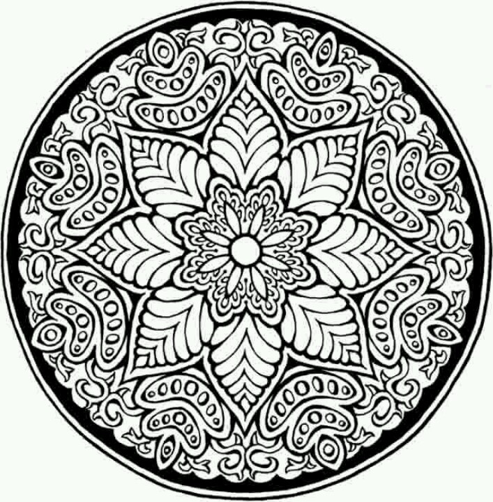 mosaic coloring pages - Mosaic Coloring Pages