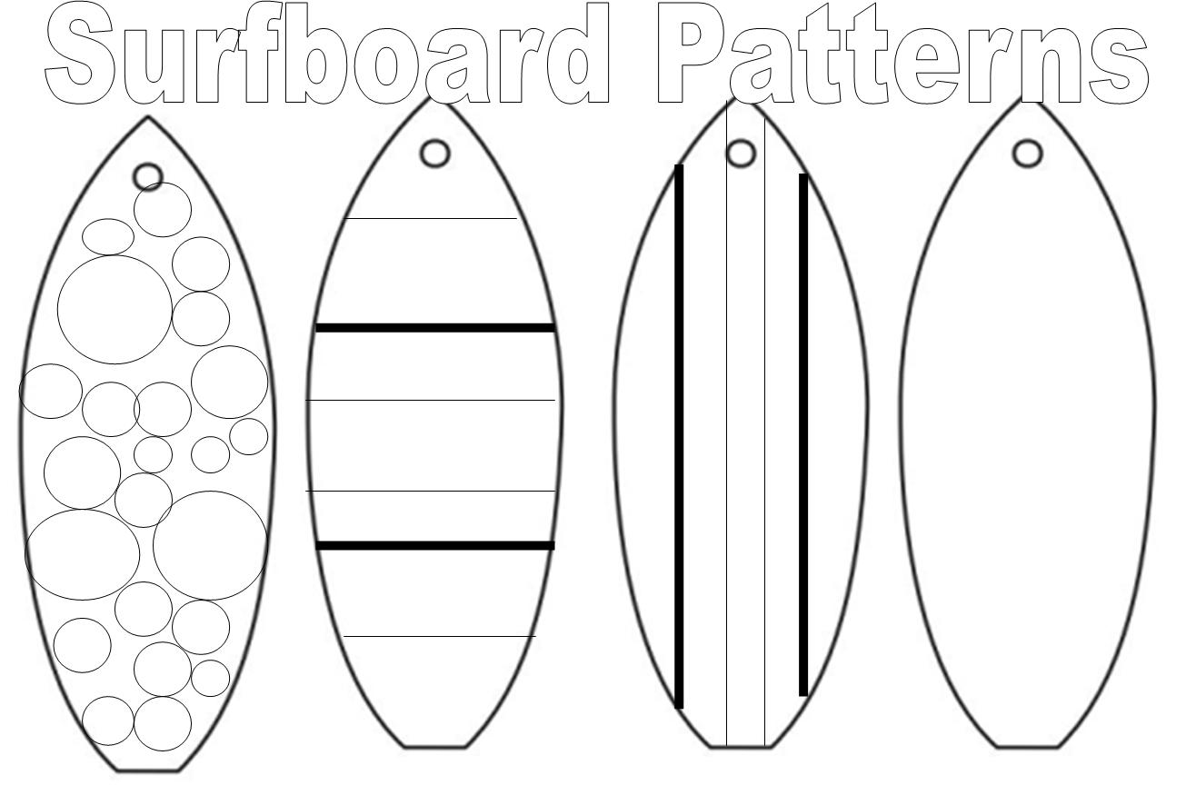 Surfboard Coloring Pages To Download And Print For Free Surfboard Coloring Page