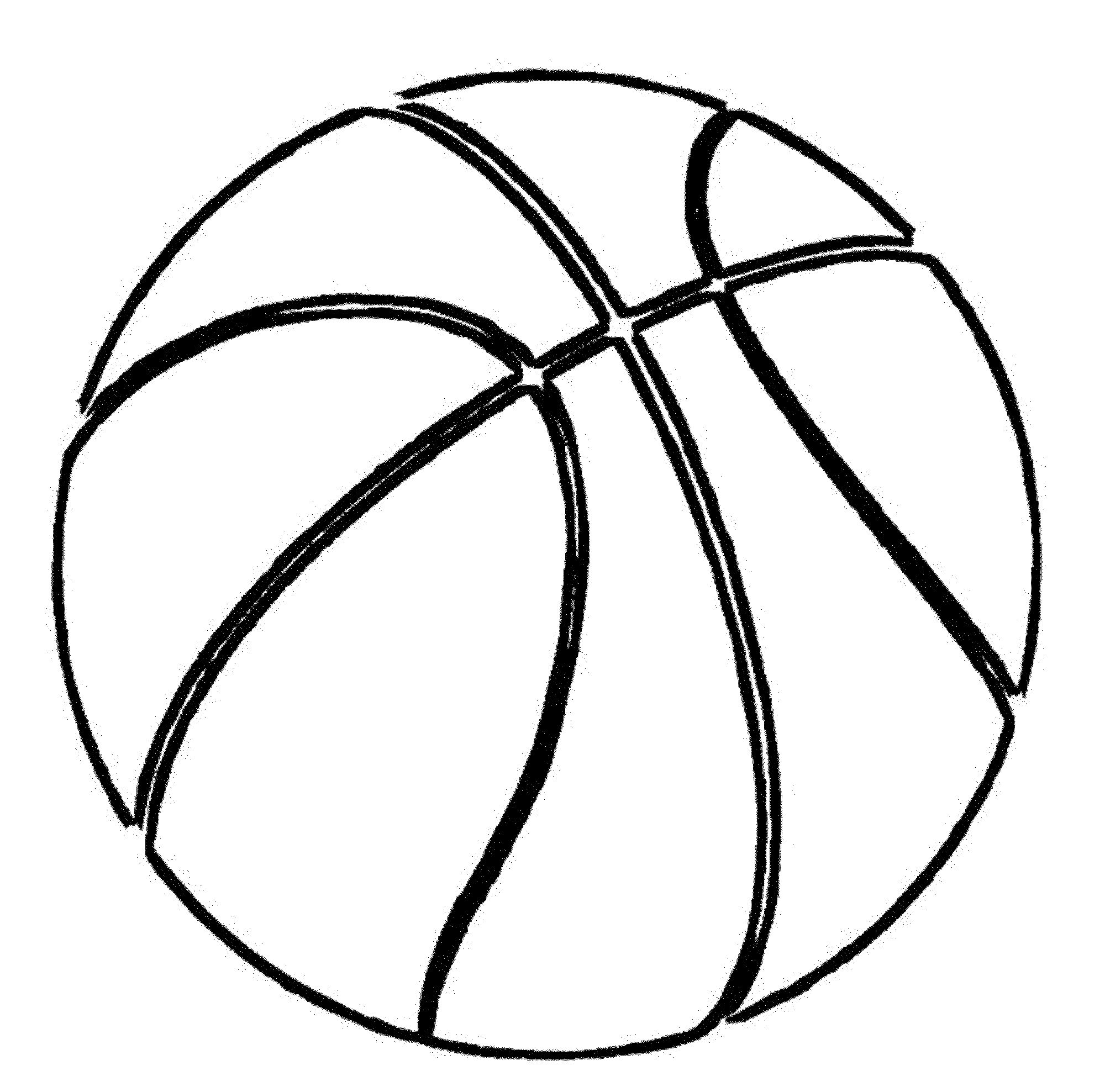 basketball coloring pages - Basketball Coloring Pages