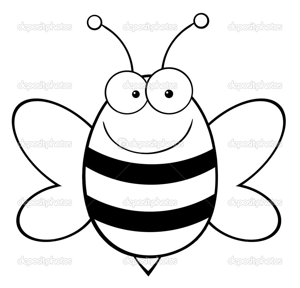 Cute Bumble Bee Coloring Pages Download And Print For Free Bumble Bee Coloring Pages