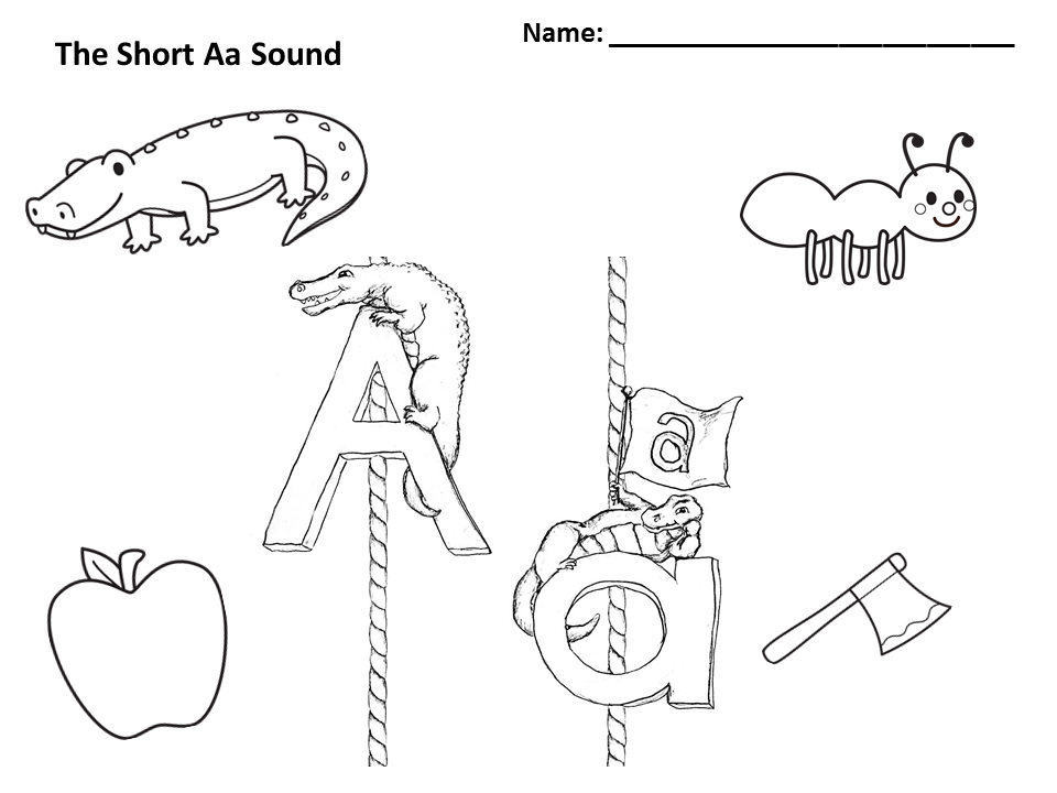 s sound coloring pages - photo #6