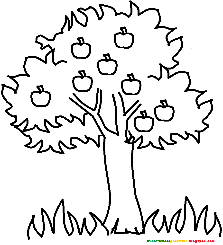 excellent spooky tree coloring pages printable coloring pages for kids and with palm tree coloring page - Palm Tree Coloring Pages Print