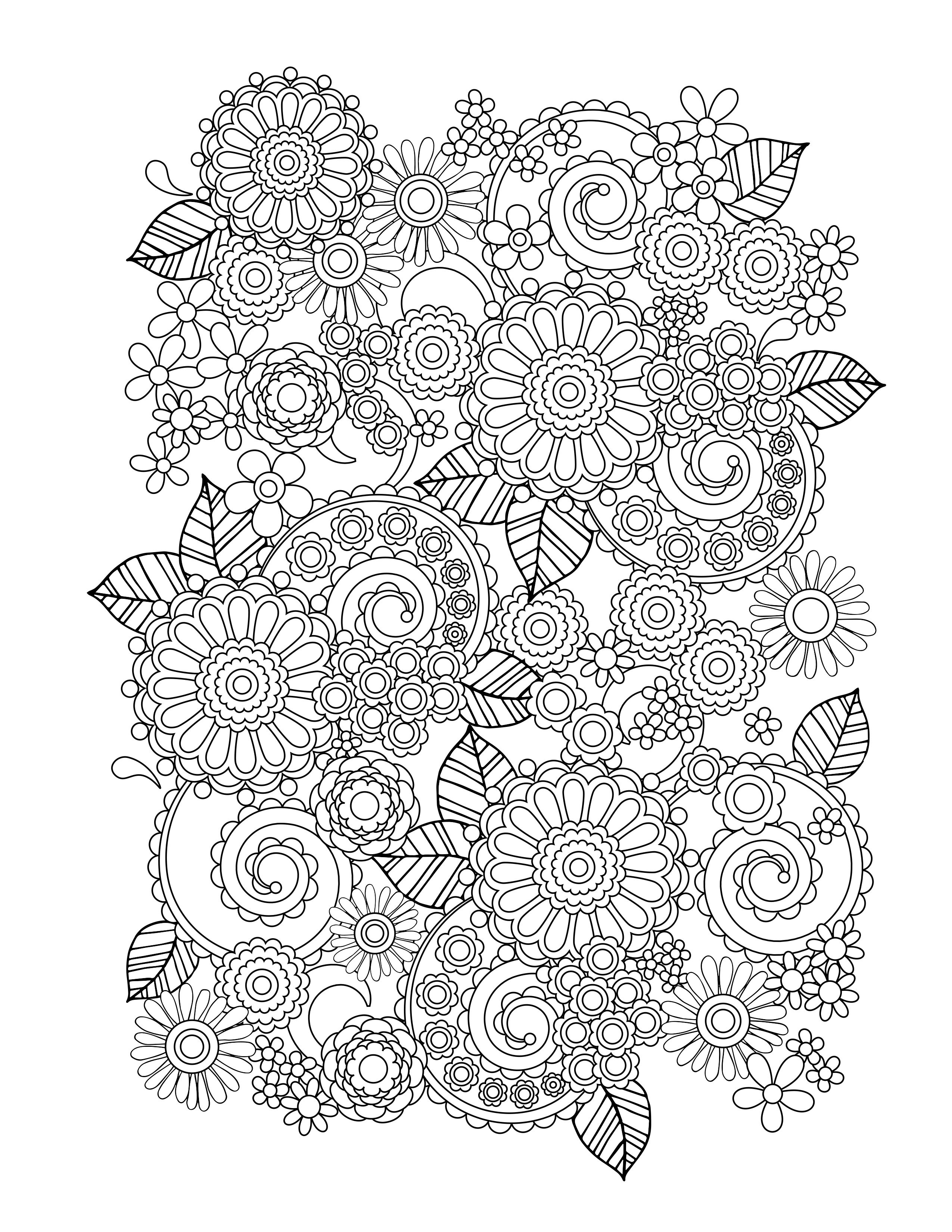 free artist coloring pages - photo#44