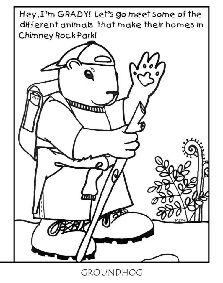 Rock climbing coloring pages download