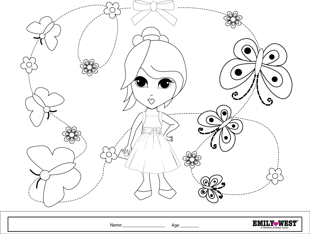bffl coloring pages - photo#19
