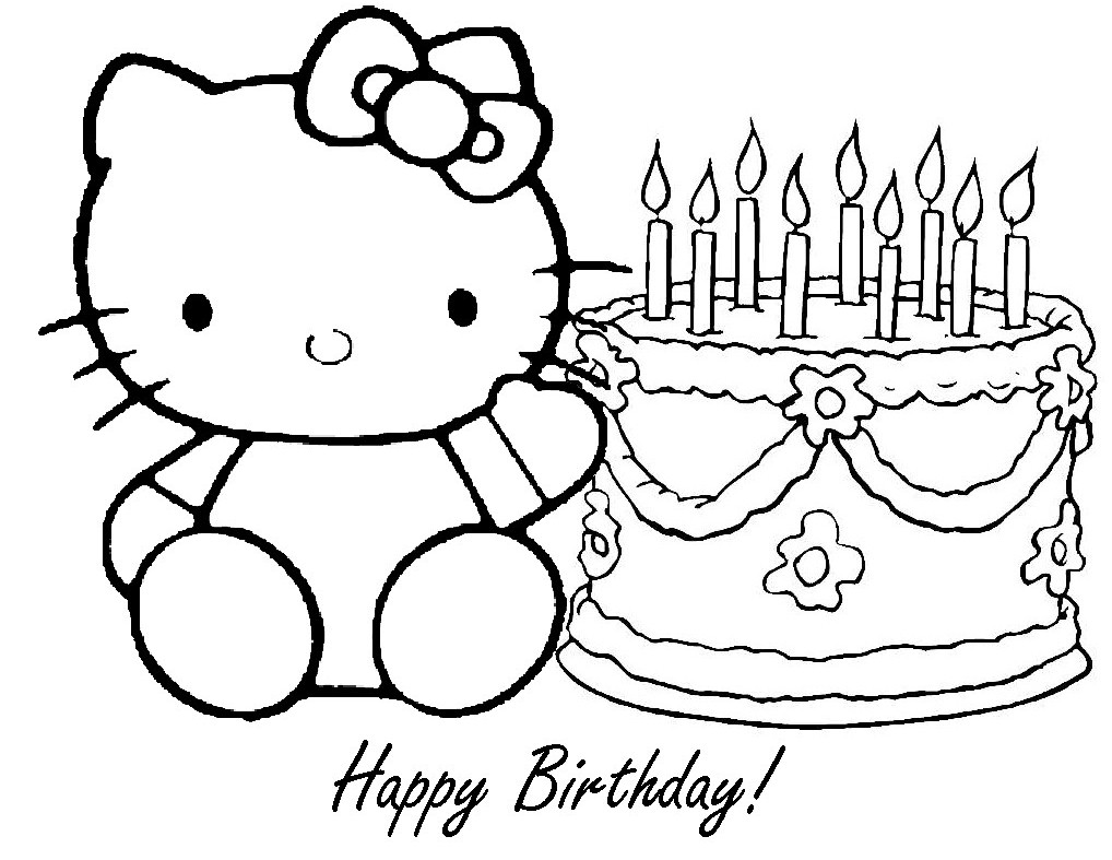 Coloring Pages Free Printable Coloring Pages Hello Kitty cool hello kitty coloring pages download and print for free pages