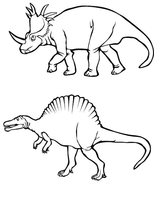 Free Printable Dinosaur Coloring Pages Cheap Easy Coloring Pages