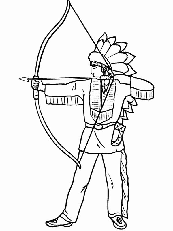 Hunting Coloring Page - Coloring Home | 800x600
