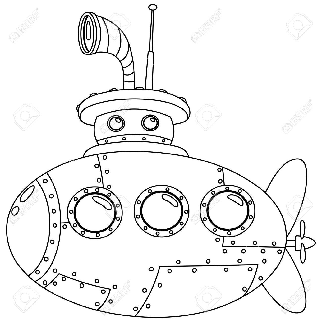 nautical coloring pages for adults - photo#33