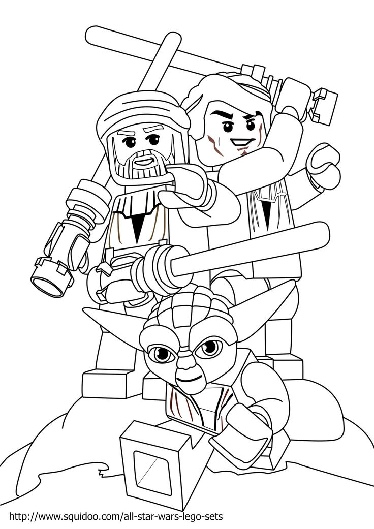 lego coloring pages - photo#13