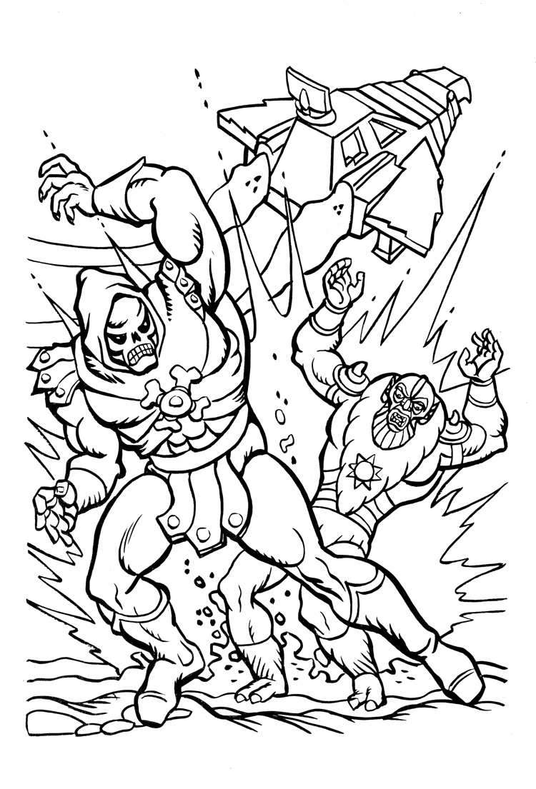 book coloring pages - photo#28