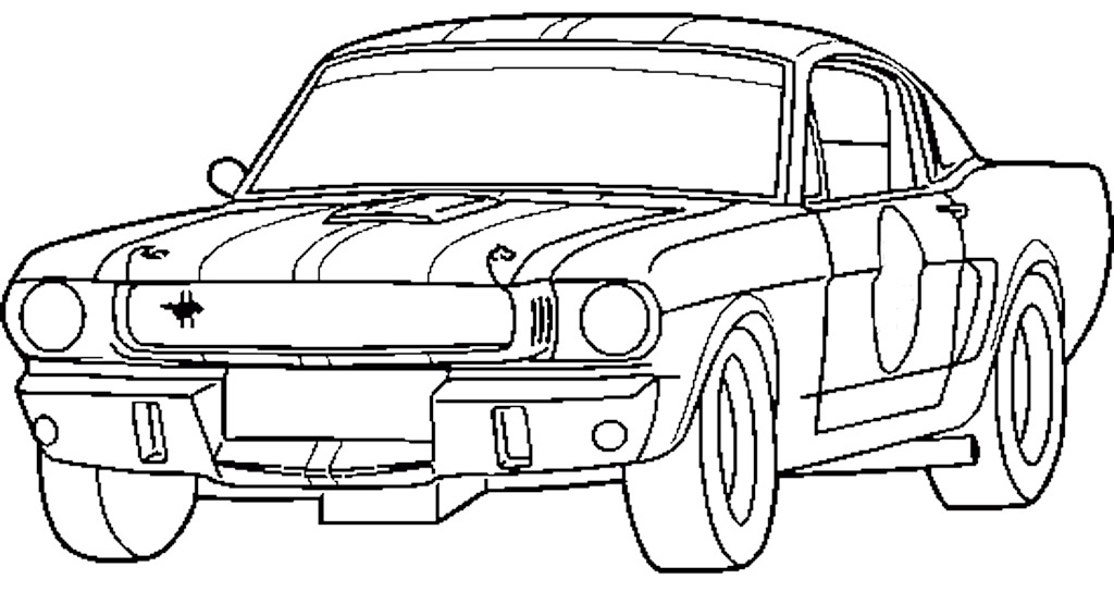ford car coloring book on ford images free download coloring pages