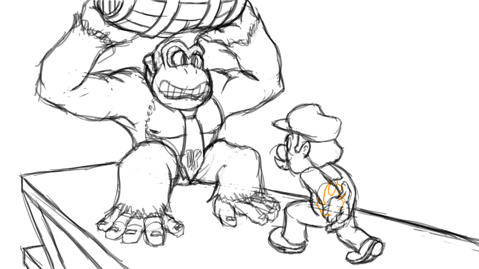 Adult Top Donkey Kong Coloring Page Gallery Images top donkey kong coloring pages to download and print for free gallery images